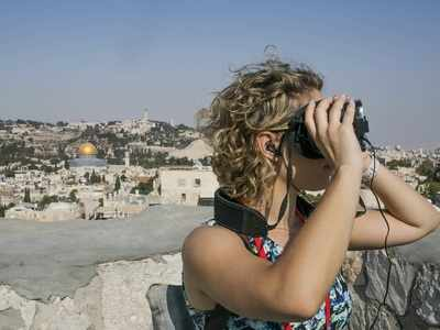 Virtual reality tour brings biblical-era Jerusalem to life