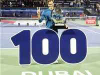Federer becomes second man in history to win 100 ATP singles titles