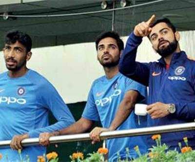 Tests: 2-1. ODIs: 4-1. Twenty20: Bring it on