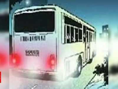 1 dead, 5 hurt as bus rams into bus stop in Bengaluru