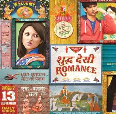 Film review: Shuddh Desi Romance