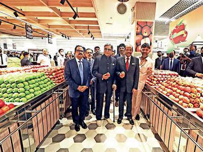 Global mall inaugurated