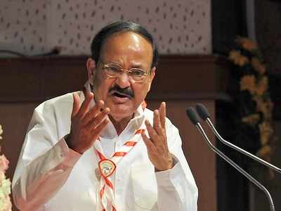 Vice-President Venkaiah Naidu travels in train, gets annoyed over arrangements