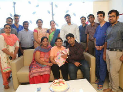 India's smallest baby survives at Hyderabad hospital