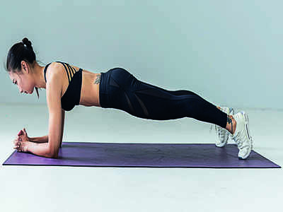 Plank your way to fitness