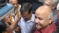 Mukhyamantri Tirth Yatra scheme: Kejriwal and Sisodia to accompany pilgrims with family on second run