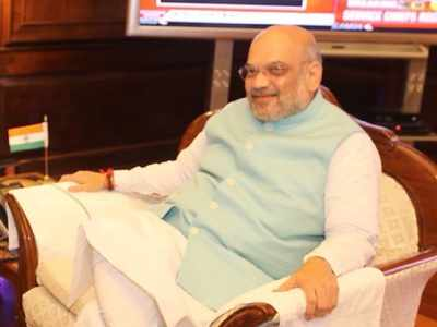 Four booked for creating fake ID of Amit Shah to spread rumours about his health