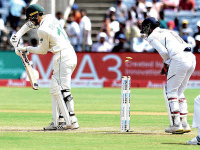 India vs South Africa 2nd Test: Proteas all-out for 275, still 326 runs behind