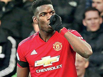 Pogba warns resurgent Man United of 'big games'