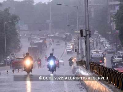 Heavy rain forecast for parts of western Maharashtra on Wednesday