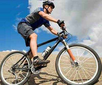Get lessons on cycling