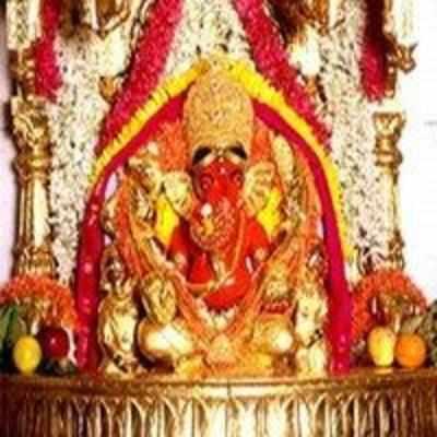 Right-trunked Ganesha? Be careful!