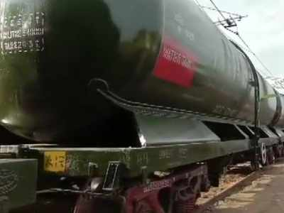 Train carrying 50,000 litres of water to reach parched Chennai today