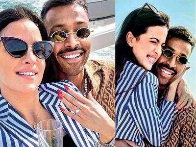 Bad-boy Hardik Pandya gets engaged