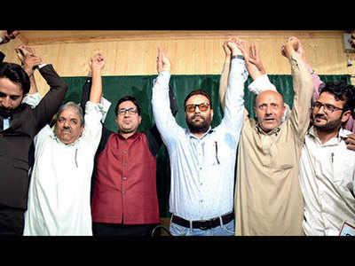 J&K parties join hands ahead of polls