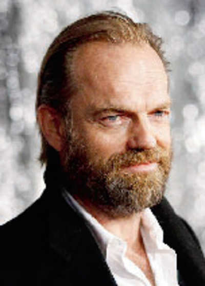 Hugo Weaving looks to India for his next