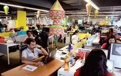 Bengaluru staring at a shortfall in office space