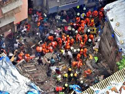 Dongri Building Collapse: Death toll rises to 13; rescue operations called off