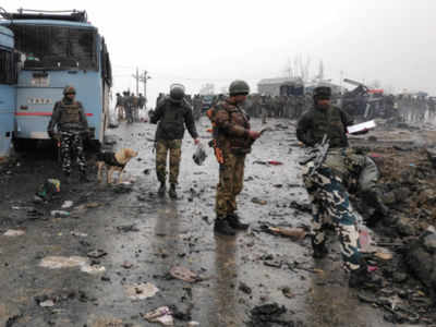 Pulwama attack live updates: We will not forget, we will not forgive, says CRPF
