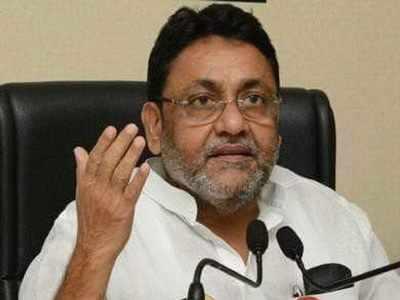 Fadnavis should start a loan consultancy agency: NCP's Nawab Malik slams BJP leader