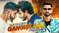 Latest Haryanvi Song Gangistaan Sung By Vicky Natwariya