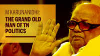 Karunanidhi's life journey: Watch the life and times of M. Karunanidhi