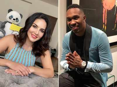 Sunny Leone: DJ Bravo discusses the special song for MS Dhoni