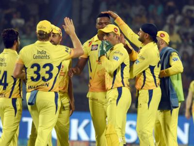 IPL 2019: Chennai Super Kings