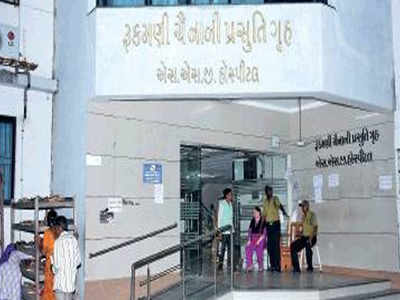 Vadodara: Abandoned by mother, newborn dies in SSG Hospital