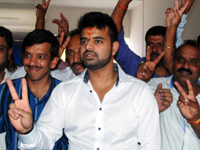 Prajwal Revanna says he is willing to give up Hassan Lok Sabha seat