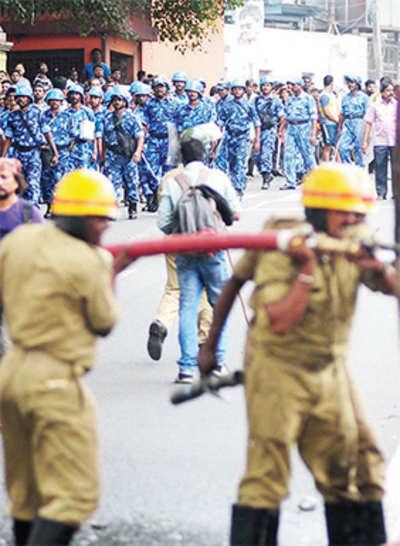 Cops Bungle in Namma Ooru