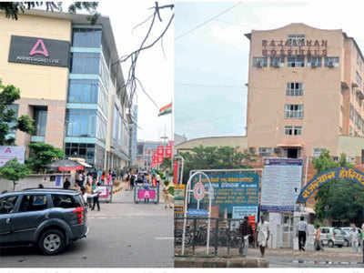 AMC stings hospitals, hotels