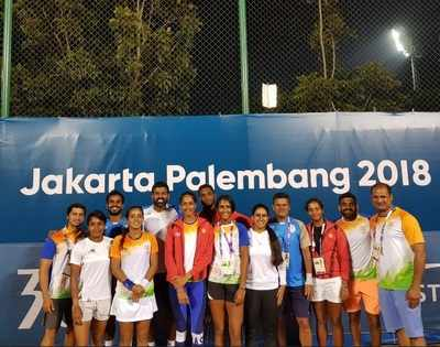 Asian Games 2018: Given pocket-less shorts by kit supplier, Indian tennis stars use their own