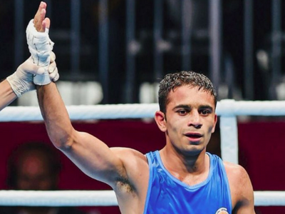 Asian Games 2018: Boxer Amit Panghal outwits Olympic champ to win gold