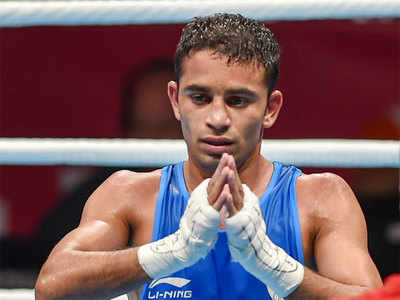 Asian Games: No cash to replace gloves, Amit Panghal even trained bare-handed