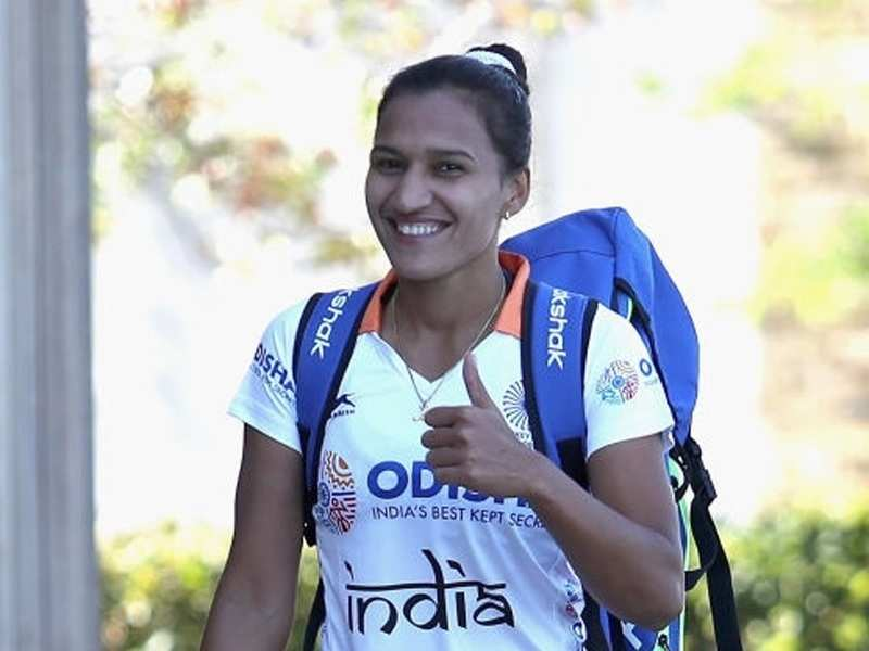 Rani Rampal to be Indian flag bearer at closing ceremony