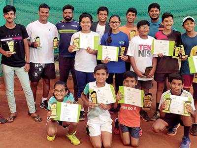 Double delight for Tanuj