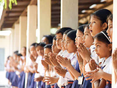 Should Sanskrit prayers be made compulsory at government-funded Kendriya Vidyalayas?
