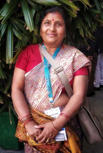 CSC has helped me at every step: Awardee Vandana