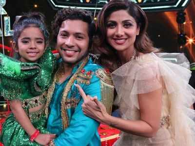 Kolkata's Rupsa Batabyal wins Super Dancer – Chapter 3