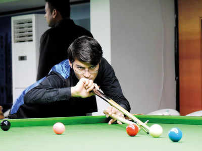 Gurbaxani claims Sub-jr Snooker title