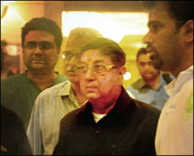 'I'm no punching bag': Srinivasan