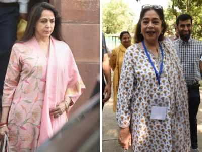 Hema Malini wishes speedy recovery to Kirron Kher