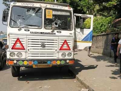 Girgaon: Shiv Sena's protest against Mumbai Metro turns violent, vehicles vandalised