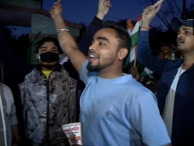 'Nirbhaya Zindabad, AP Singh Murdabad' slogans echo outside Tihar Jail