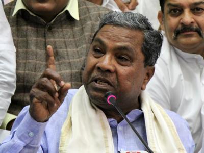 Siddaramaiah: No MLA will quit Congress and join BJP