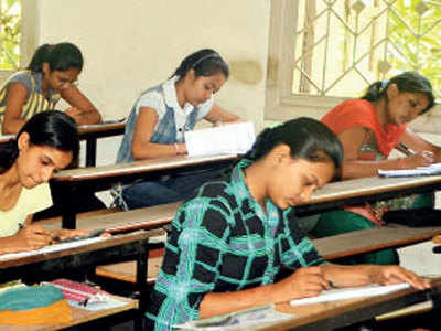 On exam duty today: All-women staff