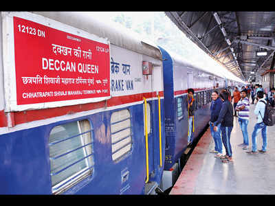 From June 1, Deccan Queen will be back on its original platform