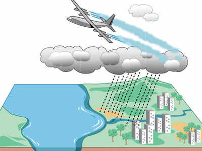 Karnataka government shifts cloud seeding to Mysuru