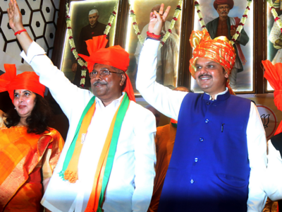 Chandrakant Patil: Fadnavis-led government to be formed soon in Maharashtra